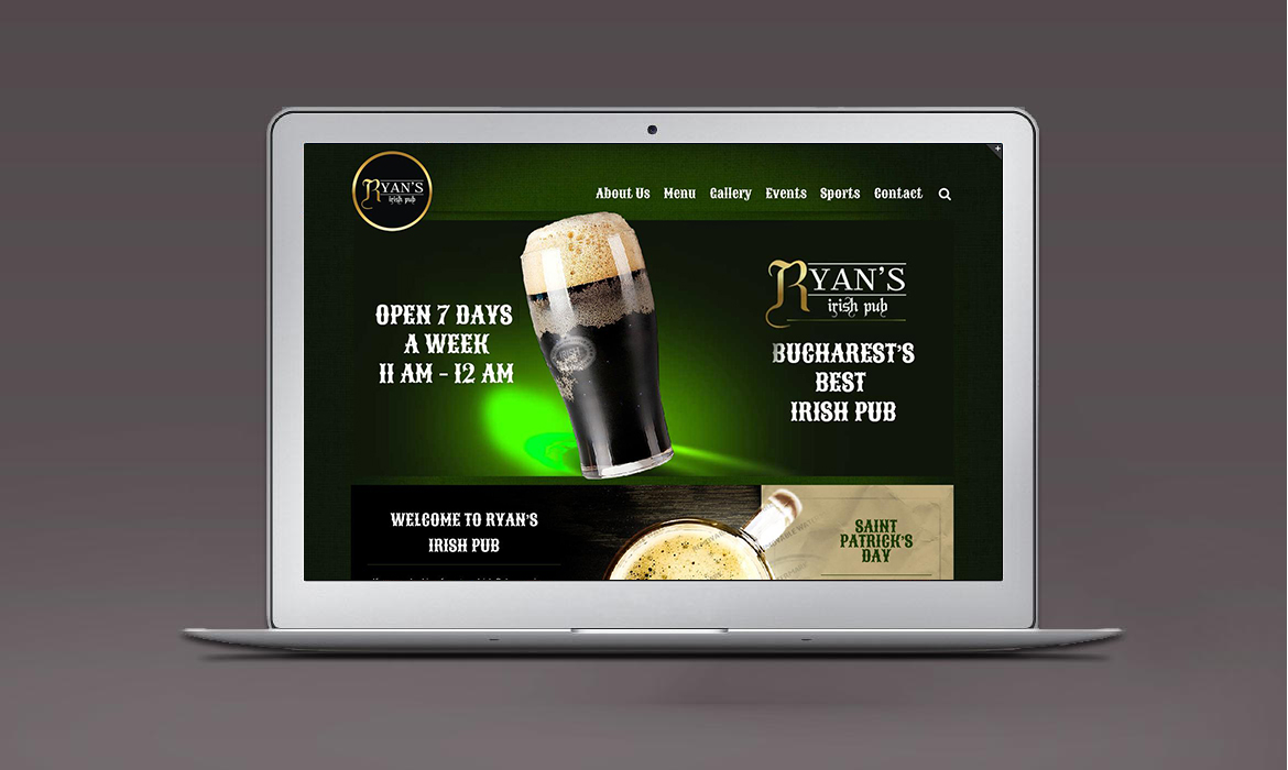 website ryanspub